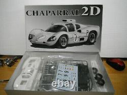 Fujimi/Modelers Chaparral 2D Coupe Nurburgring Winner 1/24 kit, unassembled, NEW