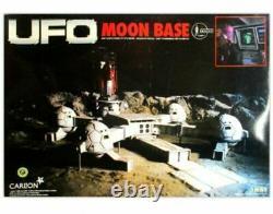 Gerry Anderson UFO MOON BASE Unassembled Model Kit Interceptor by Imai Rare JP