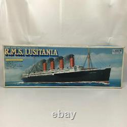 Gunze Sangyo RMS Lusitania 1/350 Unassembled British Passenger Ship 687 Toy