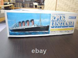 Gunze Sangyo RMS Lusitania 1/350 Unassembled British Passenger Ship Unused RSMI