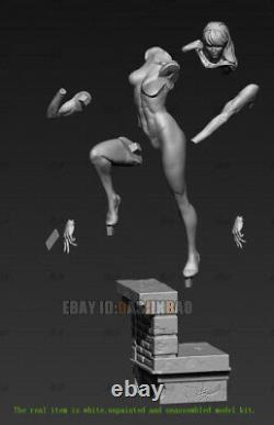 Gwen 1/4 Beauty Girl Figure 3D Print Model Unassembled Unpainted GK H51cm/20inch