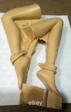 HARLEY QUINN 1/8 CHEESECAKE NAKED JOKE GARAGE RESIN KIT adult Model Unassembled