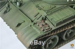 HOOBEN 1/16 T55A RUSSIAN MEDIUM Heavy TANK Unassembled Static Soviet Model Kit