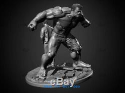 Hulk Resin Model Kits Unpainted 3D Printing Figure Unassembled 30cm