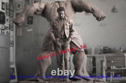 Hulk Unpainted 30cm H Model Kit 3D Printing Unassembled Garage Kit GK Statue New