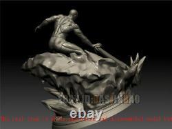 Iceman Unpainted 1/6 Resin Figure 3D Print Model Unassembled H36cm/14inch
