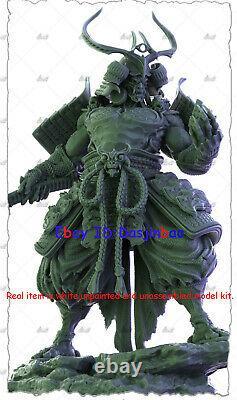 Japan Ancestors Tenjin Figure 3D Print Model Kit Unpainted Unassembled GK H26cm