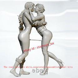 Kiss of Victory Black Cat 16 Unpainted Model Kit Unassembled 3D Printing GK New
