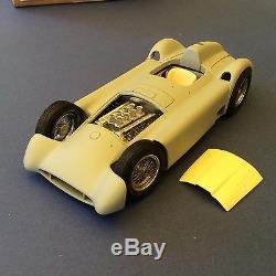LANCIA FERRARI D50 F1 Germany or streamline unassembled kit 1/24th scale FPPM