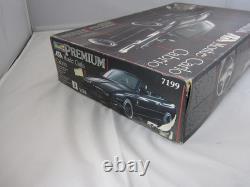 Level Revell unassembled Model Car 1/24 BMW 850i SGS Monte Carlo Cabrio