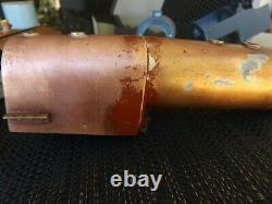 Live Steam Copper Boiler O Gauge
