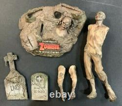 Lucio Fulci Zombie The Dead Among Us 1/7 Scale Statue Model Kit New Unassembled