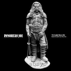 MAD MAX Fury Road Immortan Joe Model Kit (unpainted / unassembled)