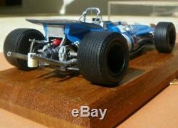 MATRA MS80 1969 Stewart FPPM 1/24 unassembled model kit
