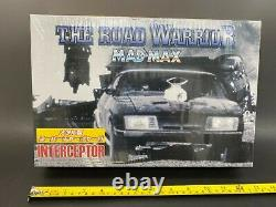 Mad Max Interceptor THE ROAD WARRIOR 1/24 Kit SET Aoshima Unassembled