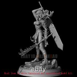 Magik Phoenix Force 1/6 Figure 3D Print Model Unpainted Unassembled GK H39cm