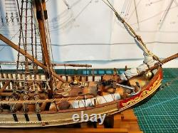 Marmara Trade Boat 17 148 Unassembly Wood model ship kit -Deluxe supply pack