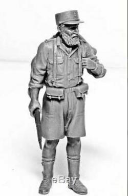 Master Box 3594 1/35 Allied Forces, WW II Era, North Africa, Desert Battles