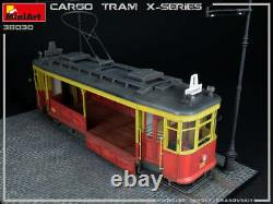Miniart 38030 1/35 CARGO TRAMWAY X-SERIES Scale Model Kit