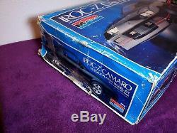 Monogram IROC-Z Camaro 18 Scale NEW UNASSEMBLED Vintage Camaro Model Kit