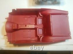 Monogram IROC-Z Camaro 1/8th Scale Unassembled Model Kit 2610 NOB Collector