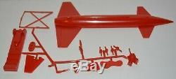 Monogram U. S. Air Force Gam-63 Rascal Missile #PD4298 UNASSEMBLED, COMPLETE