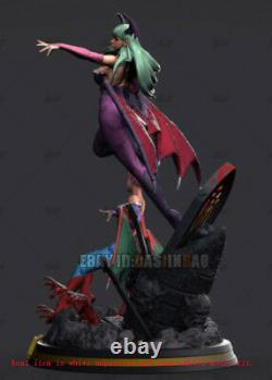 Morrigan And Lilith 1/6 Figure 3D Print Model Kit Unpainted Unassembled 39cm GK