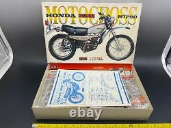 Nagano 1/8 Kit HONDA Honda Motocross Elsinore MT250 Vintage Unassembled