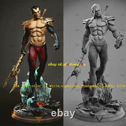 Namor 1/6 Unpainted 40cm H Model Kit 3D Print Unassembled Garage Kit GK Statue