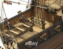 OCCRE 12002 Buccaneer Pirate Ship Building Kit 1100 Unassembled