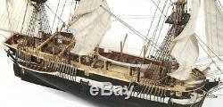 OCCRE 12004 HMS Terror Ship Building Kit 175 Unassembled