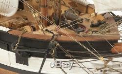 OCCRE 12005 HMS Beagle Ship Building Kit! 60 Scale (Unassembled)