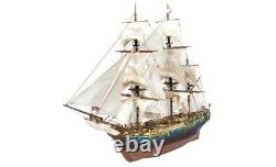 OCCRE 14006 Bounty Ship Building Kit 145 Scale Kit Unassembled