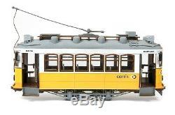 OCCRE 53005 Lisbon Tram Unassembled Building Kit 1/24 G Scale