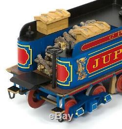 OCCRE 54007 Jupiter Locomotive Building Kit (Unassembled) Scale 132 G