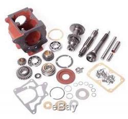 Omix-ADA 18802.04 T90 Unassembled Transmission Kit GM V8 for Jeep/Willys Models