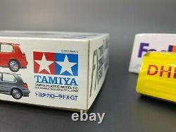 Oshika TAMIYA 1/24 Kit Toyota Corolla FX GT AE92 Unassembled 1988 vintage