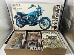 Oshika TAMIYA 1/6 Yamaha XS1100LG Midnight Special Vintage Kit Unassembled