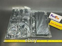 Oshika Tamiya 1/6 Honda CX500 Turbo engine Vintage Kit 1983 Unassembled