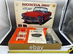 Otaki 1/12 Honda S800 Display Kit Unassembled Out of print Vintage Rare