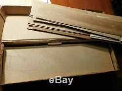 PT109 Wooden Dumas vintage 1201 33 long Unassembled