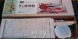 Pica Models T-28B Stand Off scale vintage airplane kit. Unassembled Complete R/C
