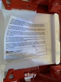 Pocher Rivarossi 18 (red) Ferrari F40 K55 Unassembled Diecast Model Kit In Box