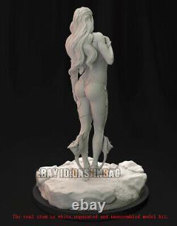 Poison Ivy Unpainted 1/6 Resin Figure 3D Print Model Kit Unassembled GK H34cm