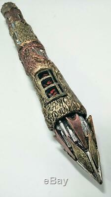 Predator Spear Weapon Unpainted Unassembled Hobby Movies Resin Model KIt
