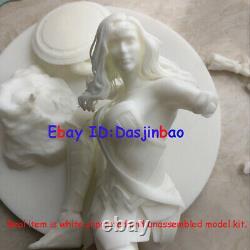 Princess Warrior Attack 1/6 Figure 3D Print Model Kit Unpainted Unassembled 30cm