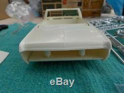 Rare Amt Original Issue 1965 Pontiac Gto Hardtop/convertible Unassembled