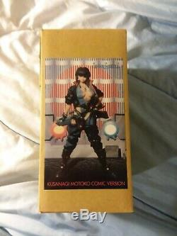 Resin Kit Unassembled Ghost In The Shell Comic Element Kusanagi Version