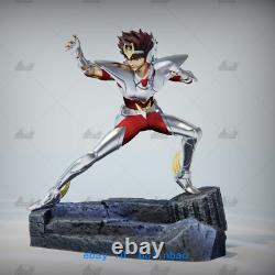 Saint Seiya Resin Model Kits Unpainted 3D Printing Figure Unassembled 30cm
