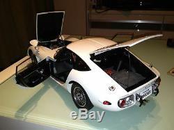 Sale! DeAGOSTINI TOYOTA 2000GT Grand Tourer 1/10 Scale Unassembled Model Kit Set